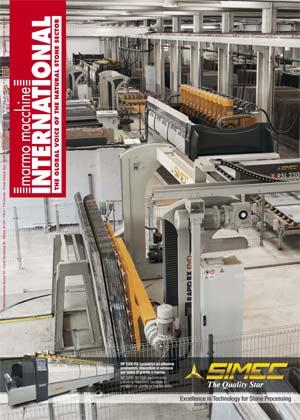 Copertina Marmo Macchine International 92